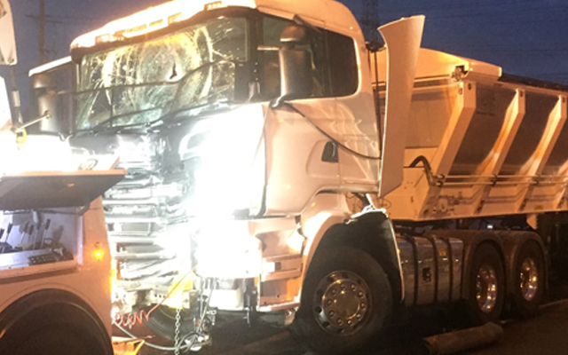 Article image for Sydney Rd fuel spill: Delays hit Ring Road