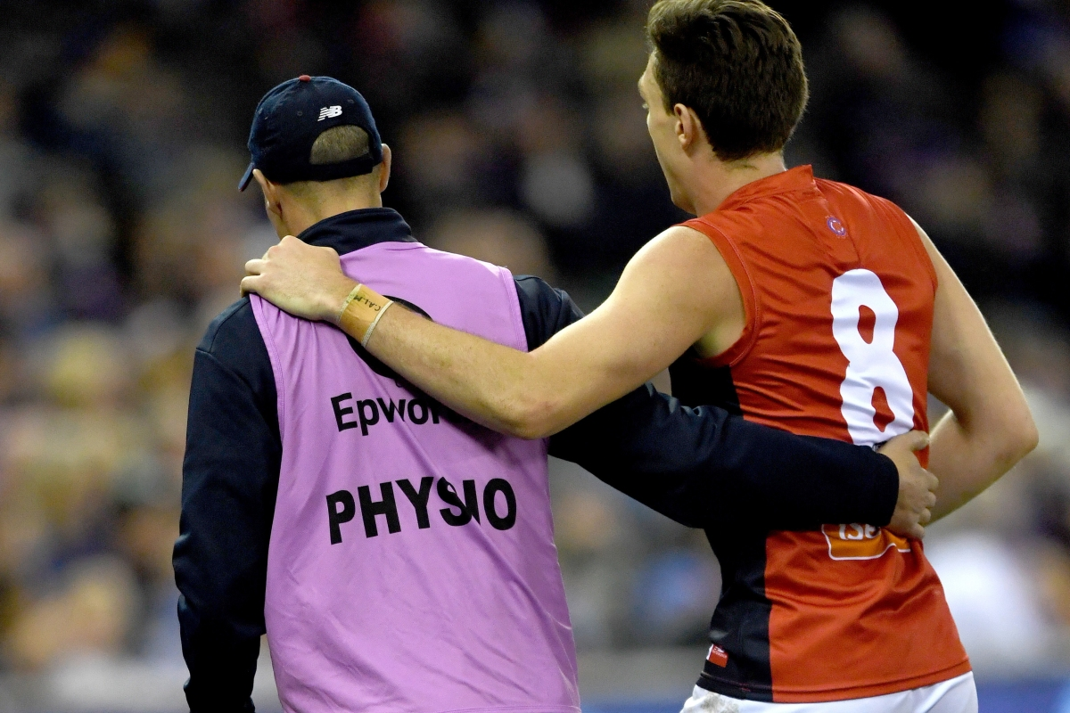 Article image for Fears for Jake Lever's season with knee injury