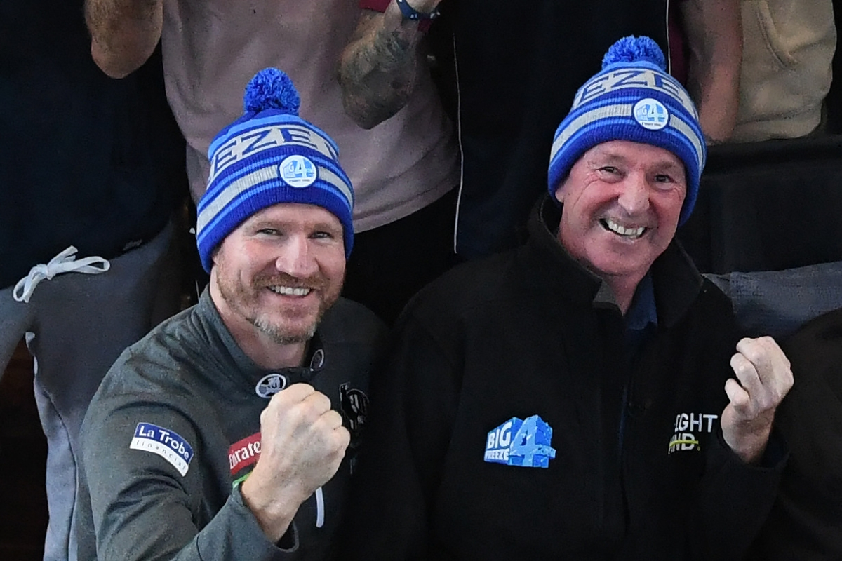 Article image for The only places to get a Freeze MND beanie