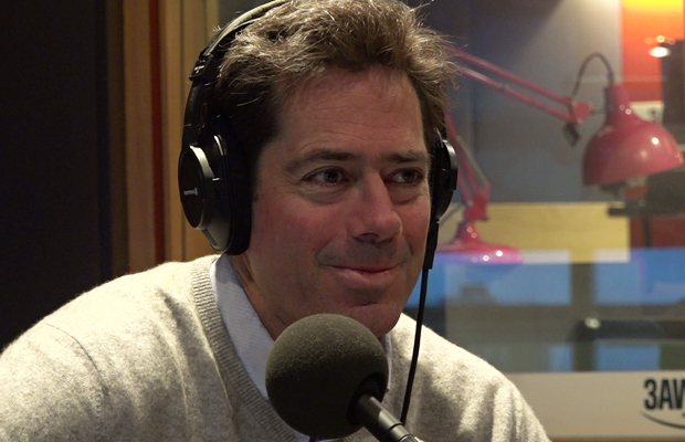 Article image for Gillon McLachlan responds to caller's plea about state of the AFL