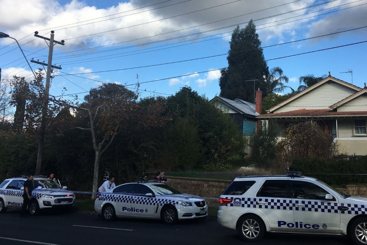 Article image for Body found inside house in Melbourne's east
