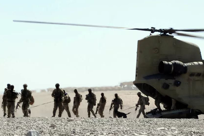 Article image for Australian SAS members accused of alleged war crimes in Afghanistan
