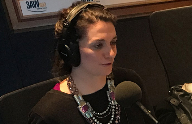 Article image for Jessie Taylor joins Neil Mitchell in studio