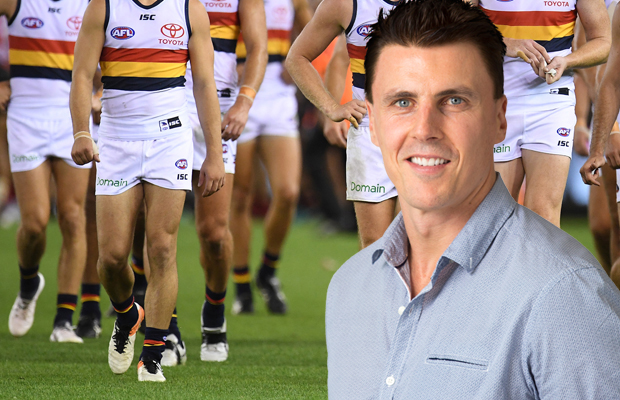 Article image for Matthew Lloyd addresses rumours out of Adelaide