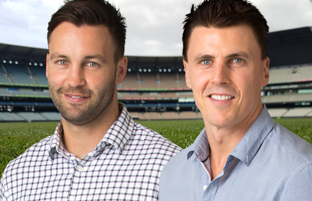 Article image for Lloydy and Jimmy name their starting centre square combo!