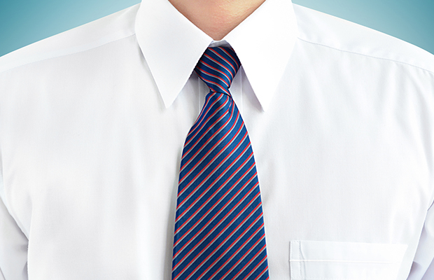 Article image for 'Life is too short' to wear a tie