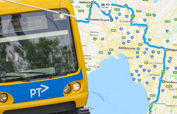 Article image for High-profile election candidate's bold new plan for Melbourne rail