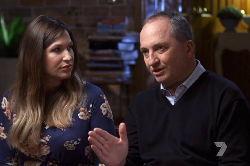 Article image for 'A vote for decency': $150k Barnaby and Vikki interview fails to pay off for Seven