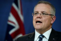 Scott Morrison rejects NSW Treasurer's 'fairly made' points on GST as 'not new'