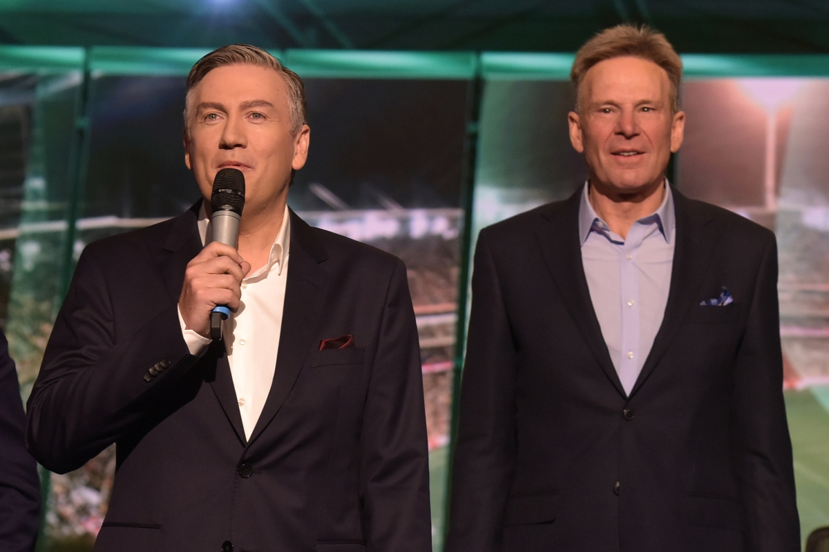 """Article image for """"Eddie's been boned"""": Footy Show to undergo restructure in 2019"""