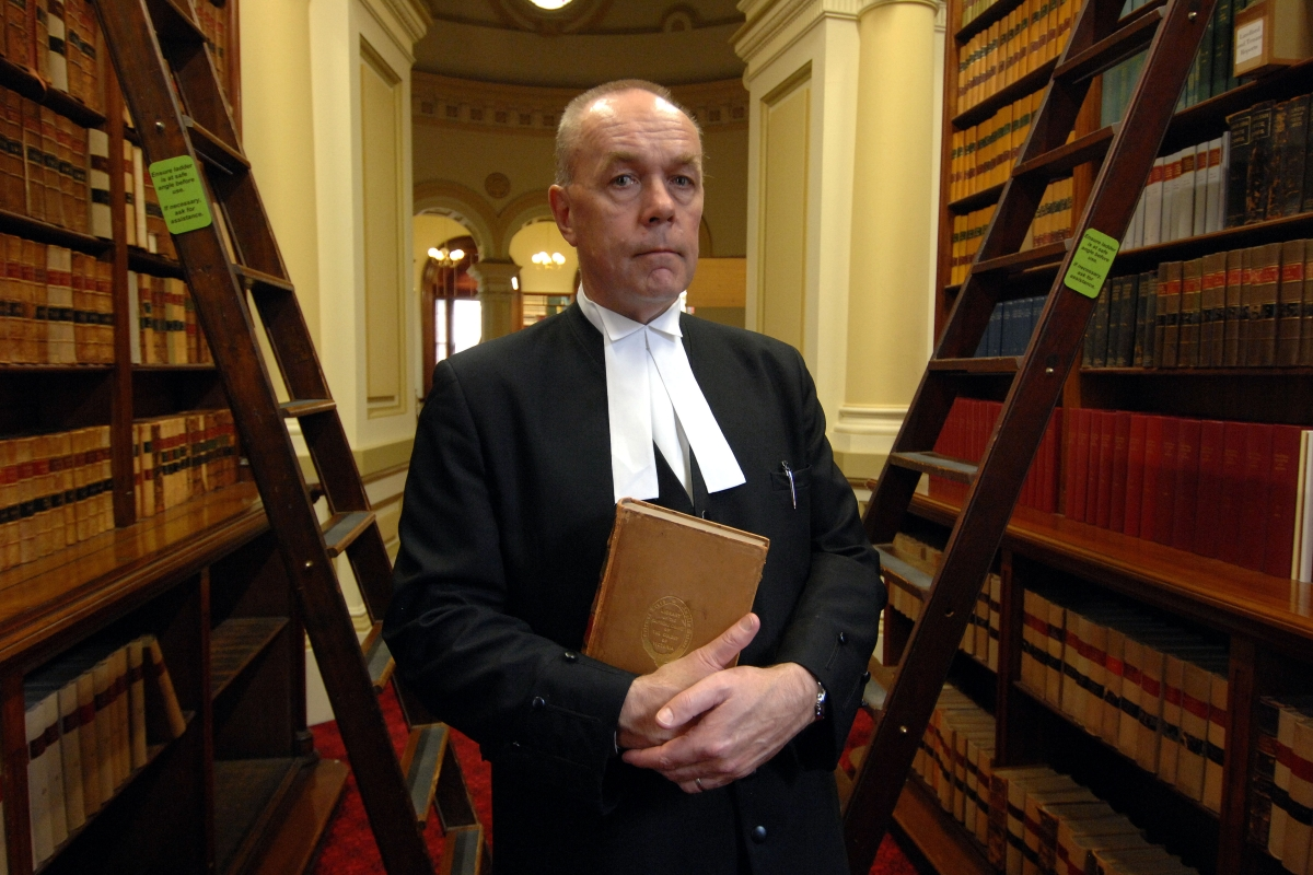 Article image for HOW TO DONATE | Former Supreme Court judge embarks on charity ride