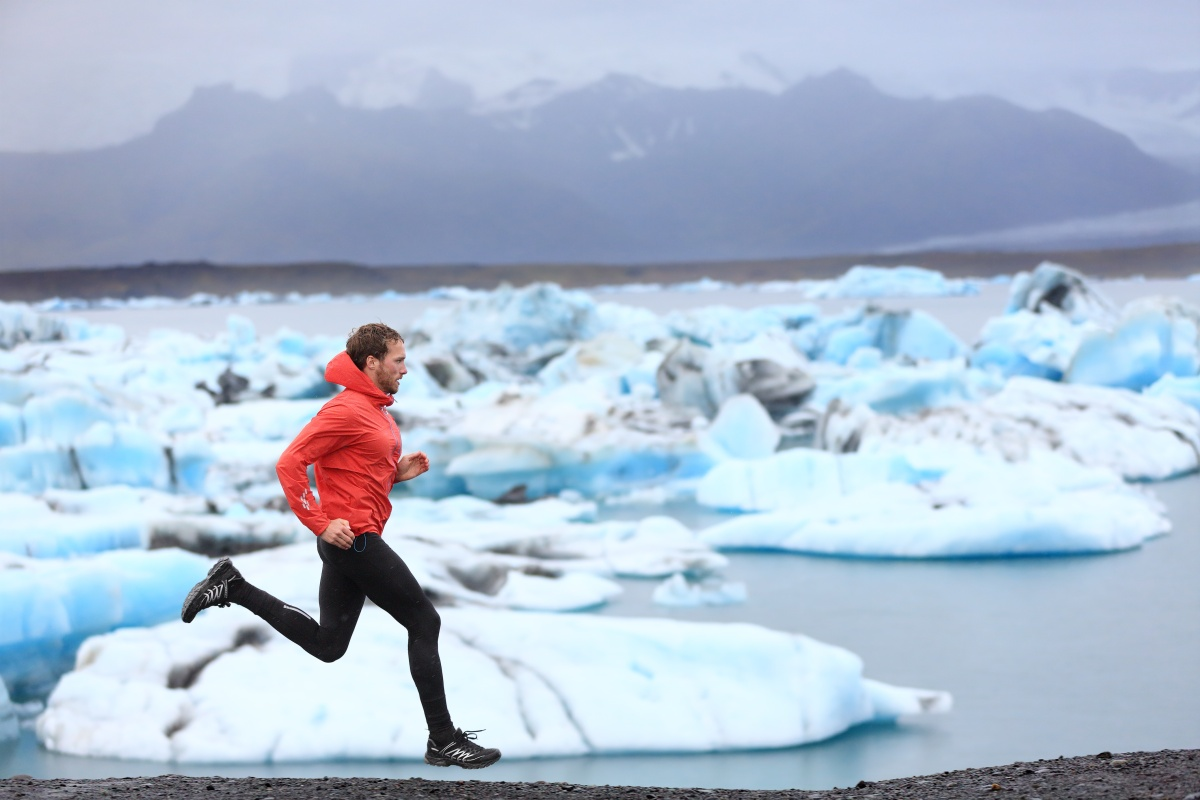 Article image for Lawyer Justin Quill set to compete in unique Antarctica marathon