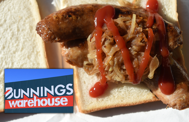Article image for Bizarre new Bunnings sausage rule introduced due to OH&S concerns