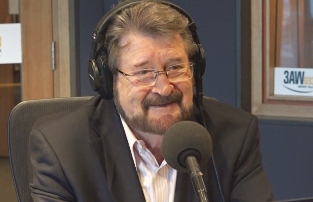 Article image for 'Bang!': Derryn Hinch decides his #1 aim for Victorian parliament mid-interview