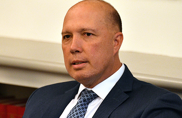 """Article image for Peter Dutton clips Victoria for """"soft"""" approach to law and order in wake of Bourke Street attack"""