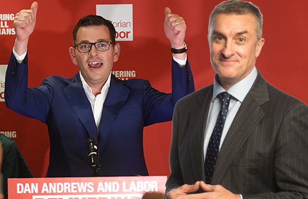 Article image for Tom Elliott says Daniel Andrews has cemented his legacy with thumping election win
