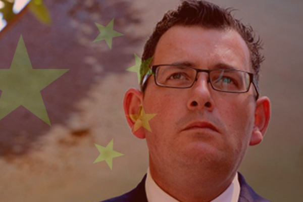 """Article image for Victoria """"played for mugs"""" by Chinese Communist Party: Andrews' secret deal with major trade partner"""