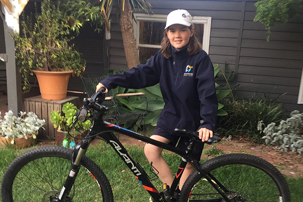 Article image for Offers come flooding in for young Charlie after his bike was stolen!