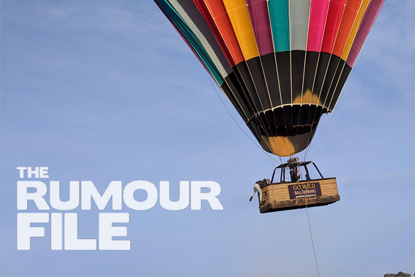 Article image for Rumour File: Man has lucky escape in wild hot air balloon ride