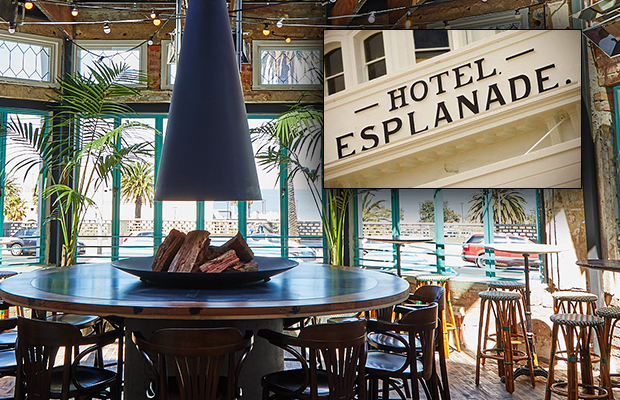 Article image for The Espy's back: Take a look inside St Kilda's revamped iconic hotel