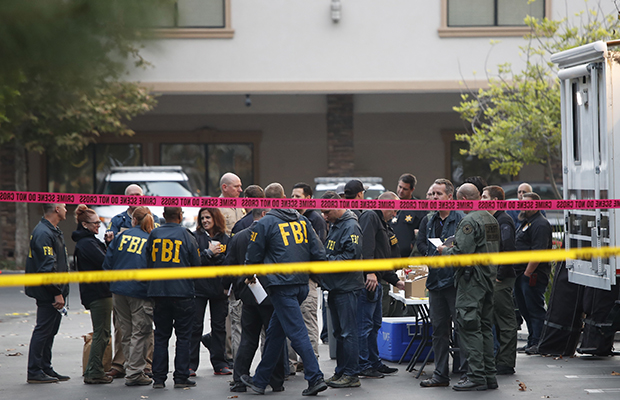 Article image for Twelve dead as former Marine opens fire in horrific Californian shooting