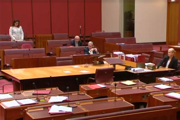 Article image for Tom Elliott wants to know why parliament is half empty