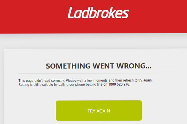 Article image for Betting sites crash just hours before Melbourne Cup