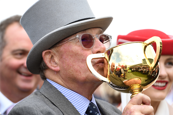 Article image for Legendary owner Lloyd Williams gives us his Melbourne Cup tips
