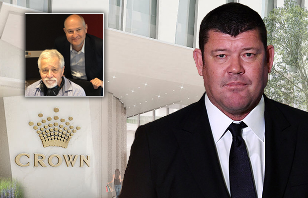 Article image for James Packer's biographer says the troubled tycoon's future hinges on latest Crown project