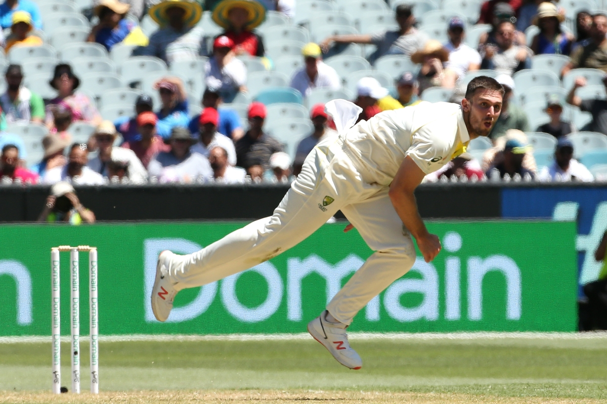 """Article image for Australian bowlers would be """"delighted"""" Mitch Marsh was selected, says Ian Chappell"""