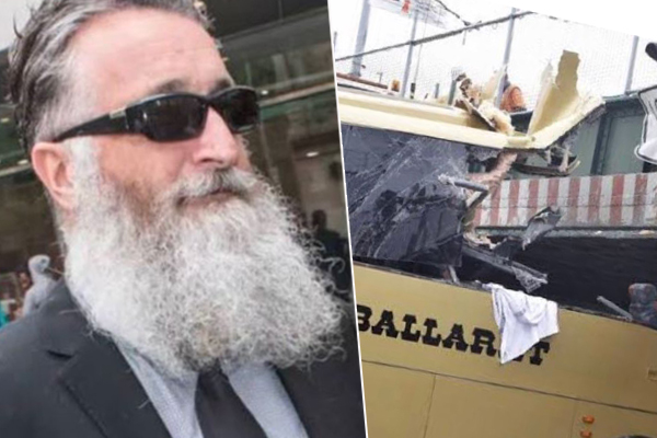 """Article image for """"One hell of a sentence"""": Jail time for Montague Street bus driver labelled 'harsh' and 'inconsistent'"""