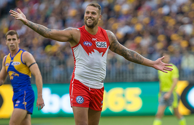 Article image for How Buddy Franklin's demolition of West Coast in Round 1 could inspire the Australian Test Team