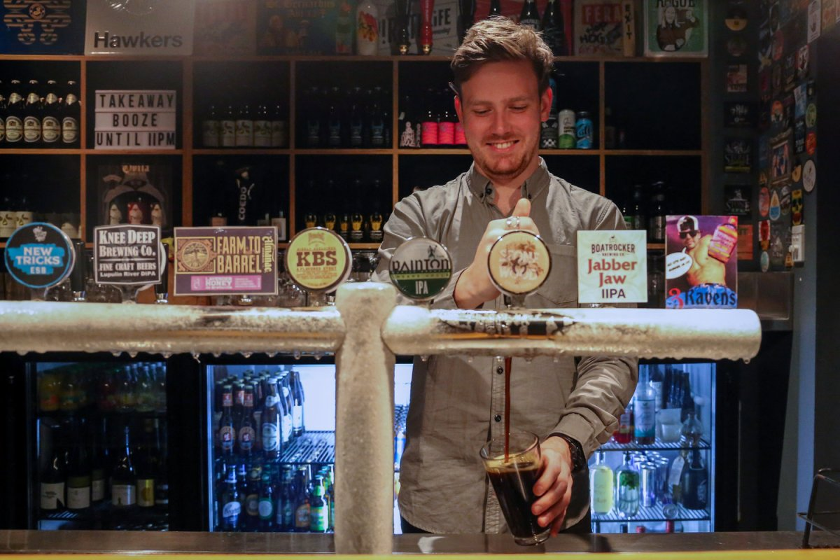 Article image for Pub of the Week: Tony Leonard reviews the Terminus in Fitzroy North