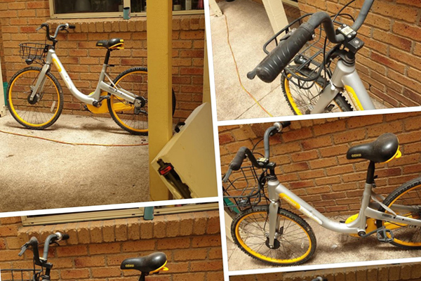 Article image for Rumour File: Woman attempts to sell oBike on Facebook