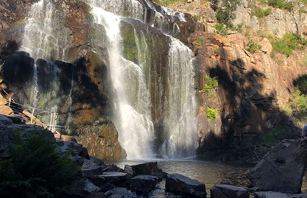 Article image for Grampians drowning: Fourth death in three days prompts warning for swimmers