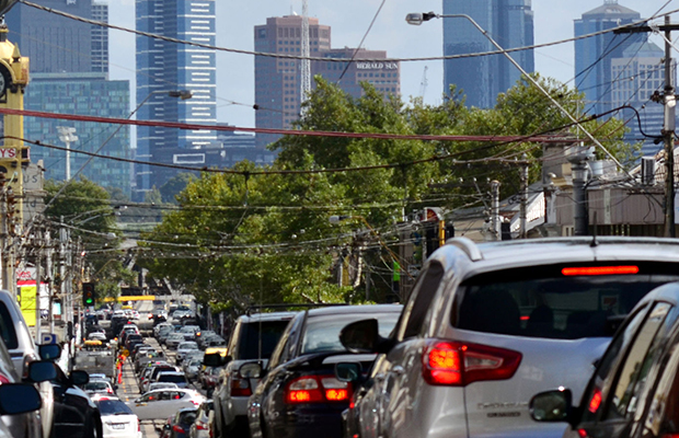 Article image for Delays expected: The roads to avoid in Melbourne this weekend