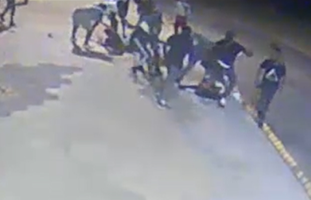 Article image for Teenage boy charged over violent incident at St Kilda foreshore