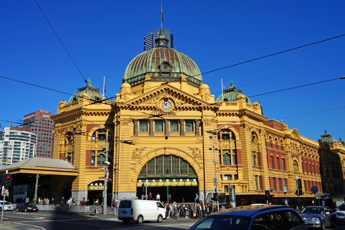 """Article image for Flinders Street security upgrades """"absolutely"""" will make the city safer, according to emergency consultant"""