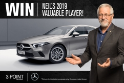 Want to be Neil's 2019 Valuable Player?