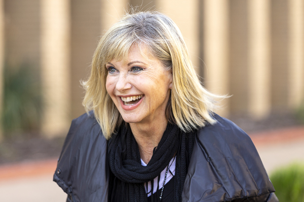 """Article image for """"Rumours of my death have been greatly exaggerated"""": Olivia Newton-John puts ill-health rumours to rest"""