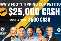 The 2019 3AW Footy Tipping competition