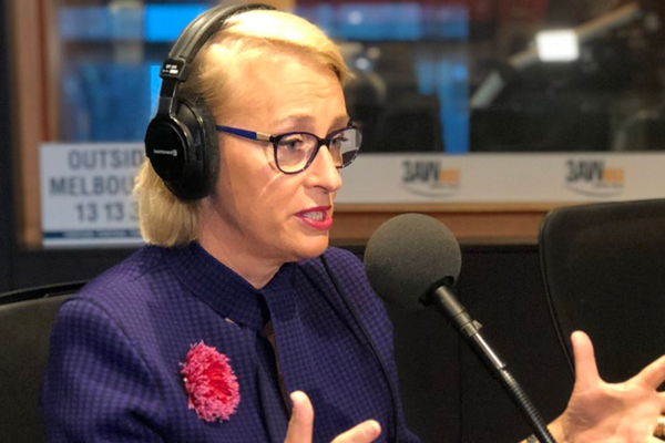 Article image for Lord Mayor Sally Capp looks to spark life back into CBD after re-election