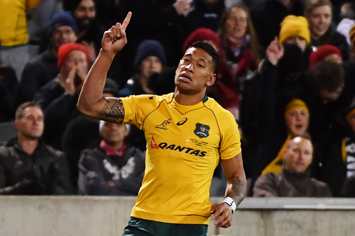 "Article image for ""I don't agree with Folau's views but he's entitled to them"": Tom Elliott on rugby star's controversial comments"