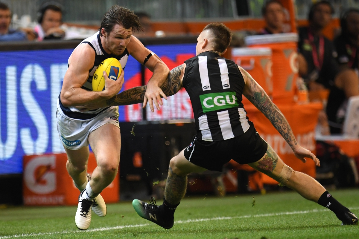Article image for Star Collingwood midfielder out with illness