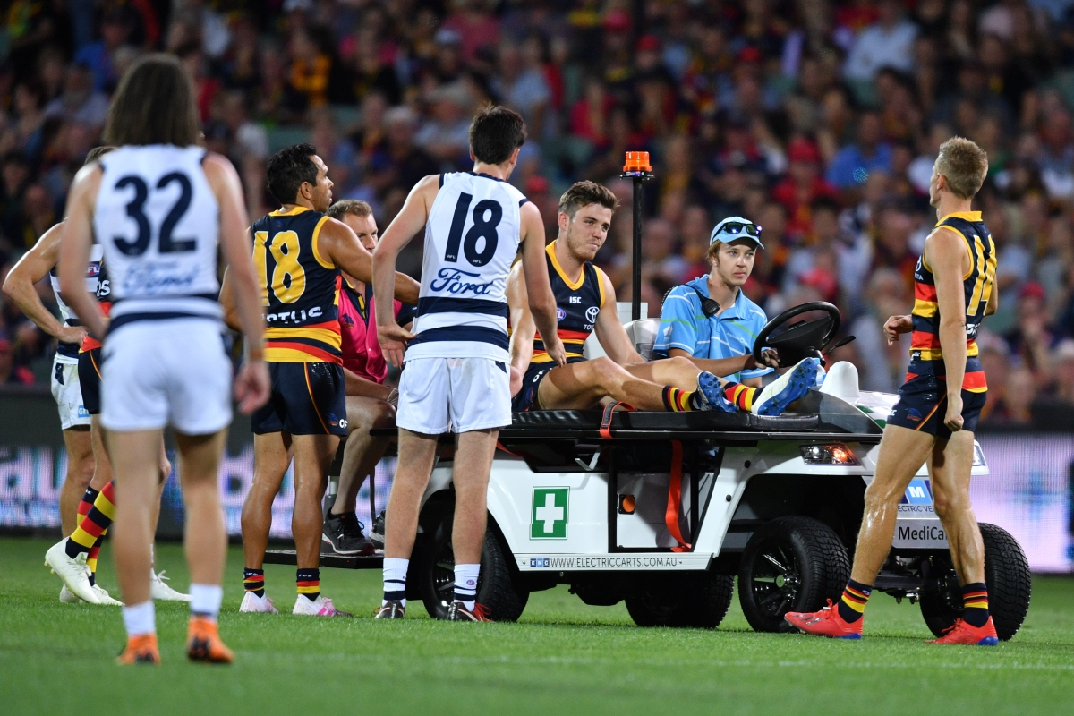 Article image for MATCH WRAP: The Cats take down the Crows, who go one down with ACL