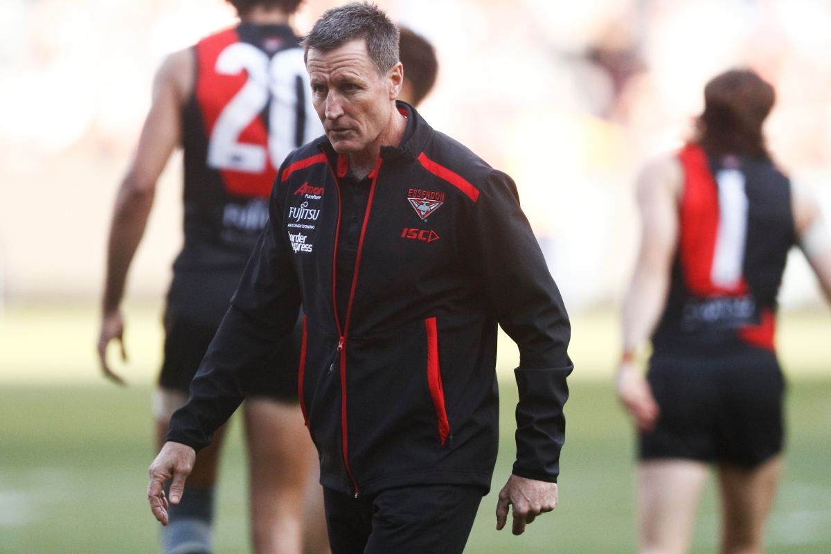 "Article image for ""We are starting to believe we can take on the big teams."" Worsfold"