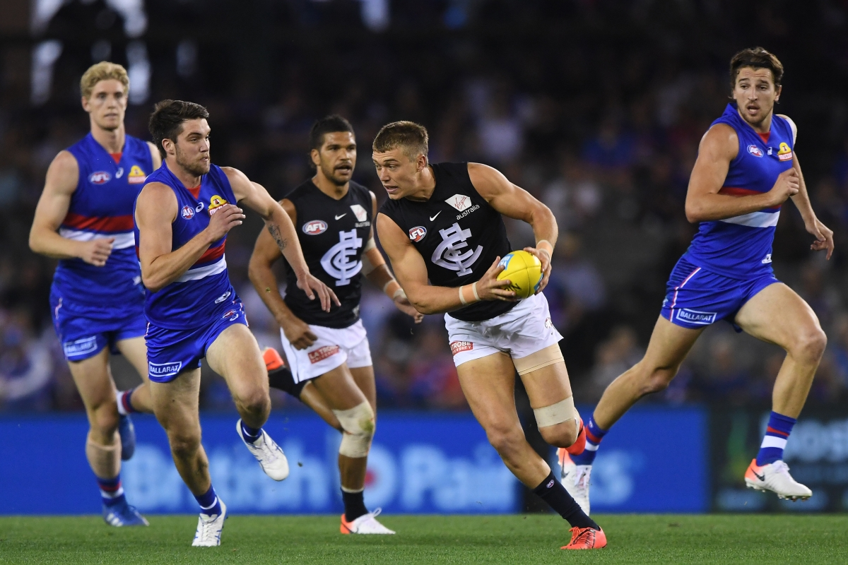 Article image for Carlton claims first win of the season (and snaps a streak in the process!)