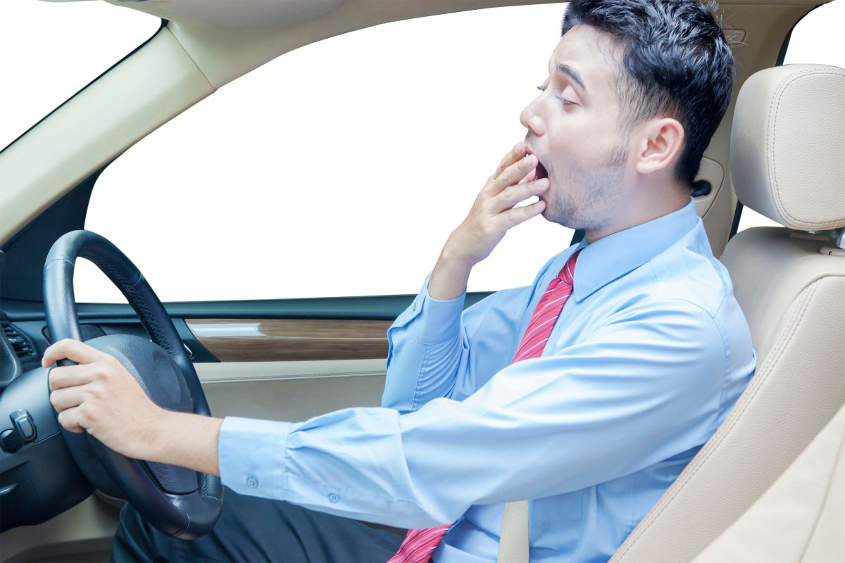 Article image for Fatigue is the cause of more road accidents than alcohol and drug use combined