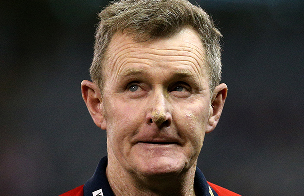 Article image for 'Tension' building between some Melbourne players and high-profile assistant coach
