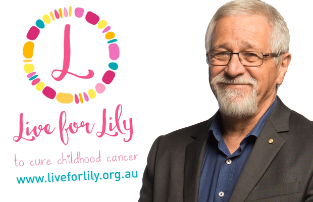 Article image for Neil Mitchell finds out more about the Live For Lily Foundation